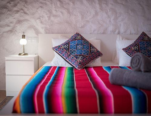 Casa Qinti Schlafzimmer
