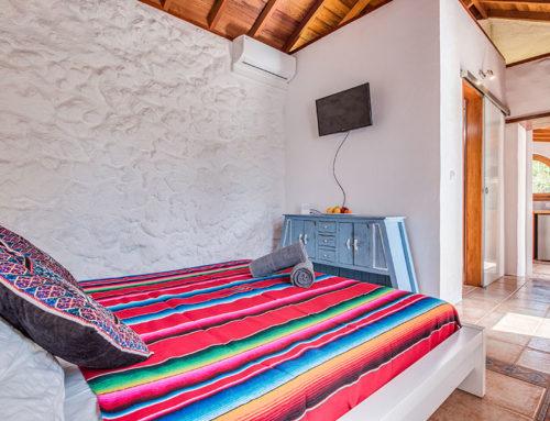 Casa Qinti Schlafzimmer Küche