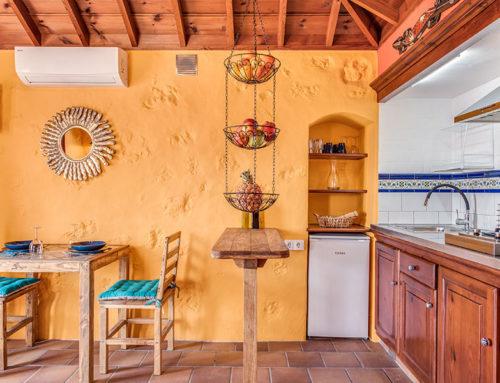 Casa Iguana Küche